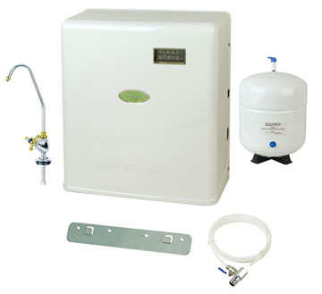 Built-in 5 stage RO Water Filter System EWC-J-R05