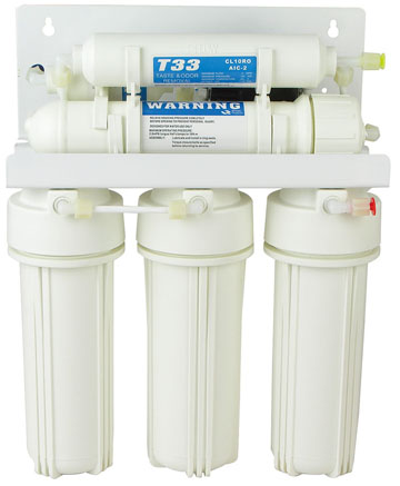 Reverse Osmosis Water Filtration System  EWC-RO-11