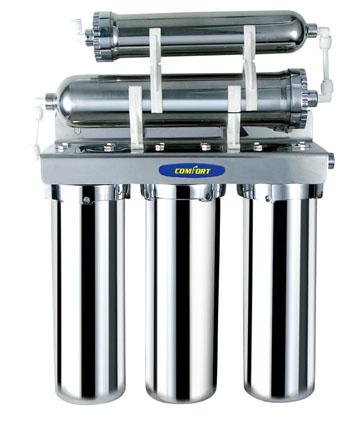 Undersink water filter EWC-J-X3