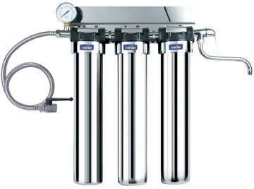 Undersink water filter EWC-J-SSS