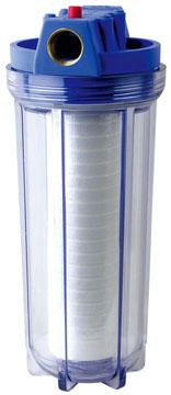 Water Filter Housing EWC-J-A10D