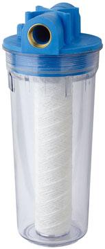 Transparent Filter Housing EWC-J-C3