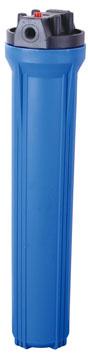 Blue Filter Housing EWC-J-K5