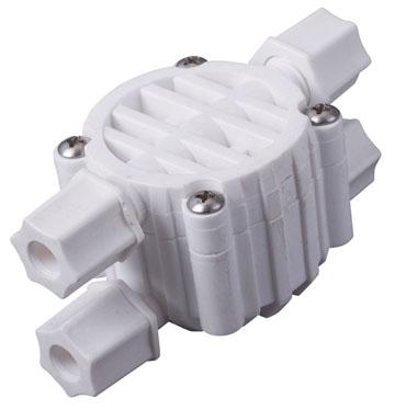 Four way valve EWC-B15