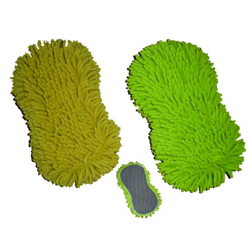 Microfiber chenille mat MCM-1002