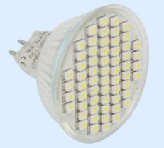 LED lamps MR16-SMD