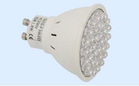 LED lamps GU10+C
