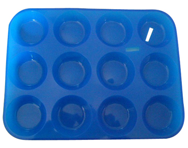 Silicone cake mold SW-8077