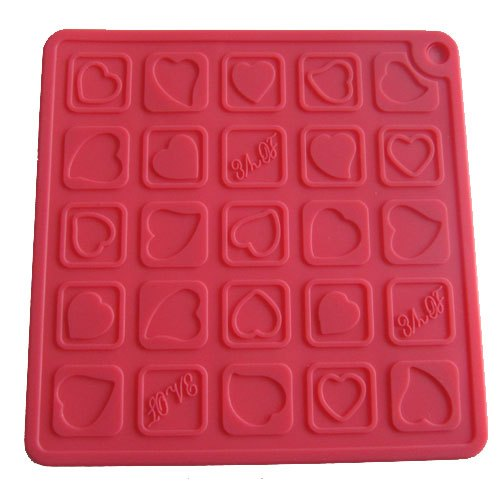 Silicone trivet SWT-6006