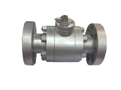 Class 1500~2500 3PC Flanged Ball Valve